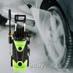 1800W Electric High Power Pressure Washer 3500 PSI Power Washer Home Car Boat