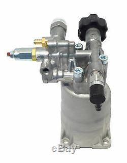 2600 PSI POWER PRESSURE WASHER PUMP & SPRAY KIT Simoniz 039-8583 039-8593