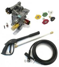 2600 PSI POWER PRESSURE WASHER WATER PUMP & SPRAY KIT PowerStroke PS80903A