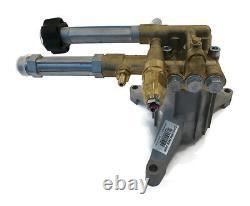 2800 PSI Upgraded AR POWER PRESSURE WASHER WATER PUMP Black Max BM80913 BM80919
