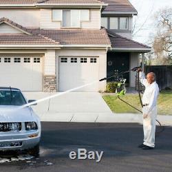 3000PSI Electric Pressure Washer High Power Jet Wash Garden Car Cleaner 2000W EU