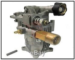 3000 PSI POWER PRESSURE WASHER PUMP Sears Craftsman 580.767302 FREE SHAFT KEY