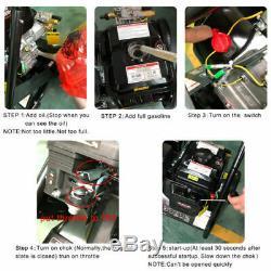 3000 PSI Pressure Jet Washer 7HP 10 Litre PM Petrol High Power Pressure Cleaner