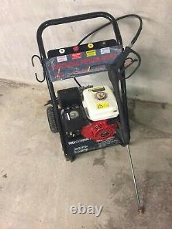 3000 Psi Petrol Pressure Washer Petrol Power Jet cleaner Heavy Duty washer