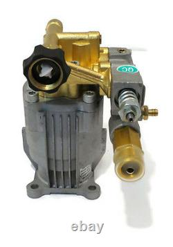 3000 psi POWER PRESSURE WASHER WATER PUMP & SPRAY KIT For GENERAC units