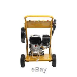 3000psi 240bar-Pressure Washer Jet wash Petrol Power Washer Engine with Gun Hose