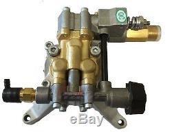 3100 PSI POWER PRESSURE WASHER WATER PUMP Upgraded Black Max BM80913 BM80919