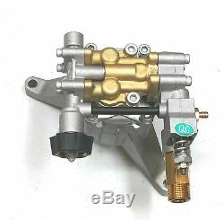 3100 PSI Upgraded POWER PRESSURE WASHER WATER PUMP Devilbiss VR2500 DT2400CS