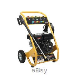 3481 PSI 7HP 10L/min 2.4GPM Mobile Petrol High Power Pressure Jet Washer Engine