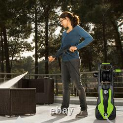 3500PSI Electric Pressure Washer 150BAR Power Water Jet Washer Patio Car Cleaner
