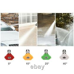 3500 PSI/150 BAR Electric Pressure Washer High Power Jet Water Wash Patio Car