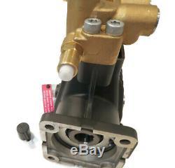 3600 PSI Pressure Washer Pump 2.5 GPM, 3/4 Shaft for Briggs & Stratton 189943GS