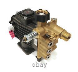 3600 PSI Pressure Washer Pump, 2.5 GPM, 6.5 HP for AR SJV2.5G27D-F7, XTV3G22D-F8