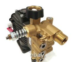 3600 PSI Pressure Washer Pump 2.5 GPM for CAT SLP4PPX25GSI-057, SLP4PPX30GSI-057