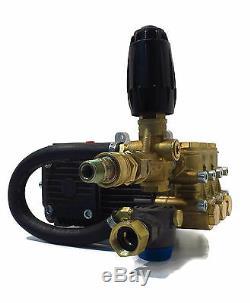3700 psi RKV POWER PRESSURE WASHER PUMP & VRT3 RKV 4G37 VRT Annovi Reverberi