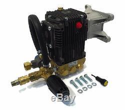 3700 psi RKV POWER PRESSURE WASHER PUMP & VRT3 Unloader Upgrade to RSV4G40