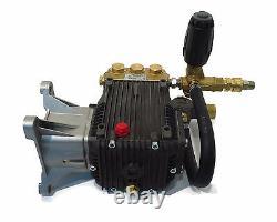 3700 psi RKV Power Pressure Washer Pump & VRT3 for Karcher HD3500 G, HD3600 DH