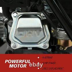 3950PSI Petrol Pressure Washer 272BAR Power Jet Wash 4-stroke 6.5HP 12M Hose