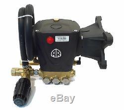 4000 psi AR POWER PRESSURE WASHER PUMP & VRT3 Devilbiss 37805-1, 37805, ZR3600