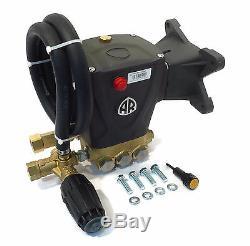 4000 psi AR POWER PRESSURE WASHER PUMP & VRT3 Unloader Upgrade to RSV4G40