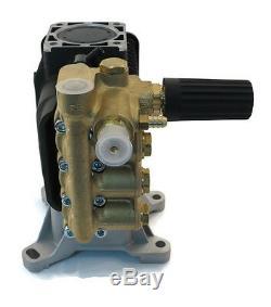 4000 psi AR PRESSURE WASHER PUMP & SPRAY KIT replaces RKV4G37D-F24 1 Shaft