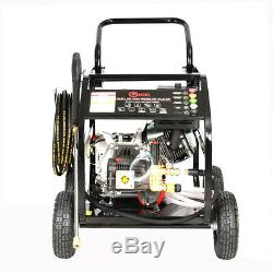 4800PSI 15HP Jet Washer Petrol High Power Pressure Jet Machine Sprayer Gun Hose