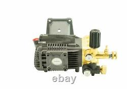 5.7 GPM 3200 PSI Pressure Power Washer Pump 1 Hollow Shaft 3600 RPM with Unloader