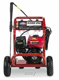 All Power 3200 PSI 2.6 GPM Gas Pressure Washer for Vehicles and Outdoor Cleaning