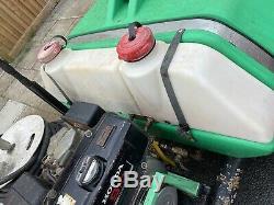 BRENDON BOWSER Honda 9.0 HP INDUSTRIAL DIESEL PRESSURE WASHER POWER WASH TRAILER