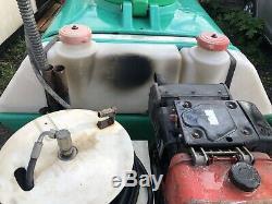Brendon Bowser Yanmar L100 Industrial Diesel Pressure Washer Power Wash Trailer