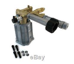 Briggs & Stratton 194059GS Pressure Washer Water PUMP 2.5 GPM 2600 PSI
