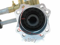 Briggs & Stratton 206376GS Pressure Washer Water PUMP 2.5 GPM 2600 PSI
