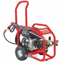 Clarke PLS195A Heavy Duty Petrol Driven Power Washer 2640psi 7330361