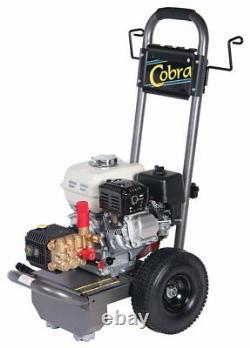 Cobra CT12150PHR Honda GX160 Powered 2175psi Pressure Washer 12Lpm