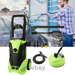 Electric High Pressure Power Washer Machine Water Patio Car Jet Cleaner 3000PSI