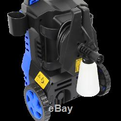 Electric Pressure Washer 1860 PSI/128 BAR Water High Power Jet Wash Patio Car
