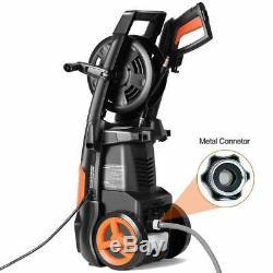 Electric Pressure Washer 2150 PSI/1800W High Power Jet Spray Gun Wash Patio Car