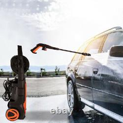 Electric Pressure Washer 2393 PSI 2500W High Power Jet Wash Patio Car Cleaner UK