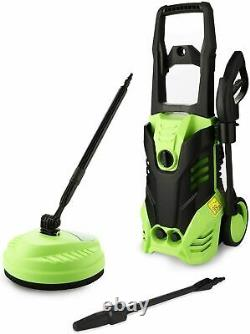 Electric Pressure Washer 3000 PSI/150 BAR Water High Power Jet Wash Car Cleaners