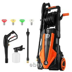 Electric Pressure Washer 3500PSI/150 BAR Power Water Jet Washer Patio Car Home