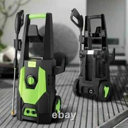 Electric Pressure Washer 3500PSI/150 BAR Water High Power Jet Wash Patio Car UK