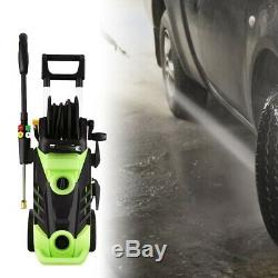 Electric Pressure Washer 3500PSI 2.6GPM Water High Power Jet Wash Patio Car