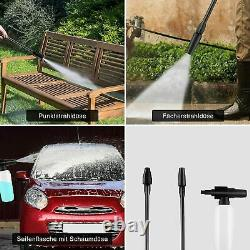 Electric Pressure Washer 3500PSI Water High Power Jet Wash Patio Car Power Tools