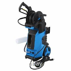 Electric Pressure Washer 3800PSI Water High Power Jet Wash Cleaner Patio Car UK