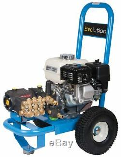 Evolution 2 E2T14150PHR Honda GX200 Powered 2175psi Petrol Pressure Washer