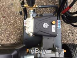 Genuine V-Tuf torrent 3 pressure washer EX DEMO 15 ltrs 4000PSI £800 plus VAT