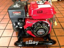 HONDA POWERED COMMERCIAL GRADE GX200 PRESSURE WASHER, 200bar, 2940Psi, DELIVERY POS