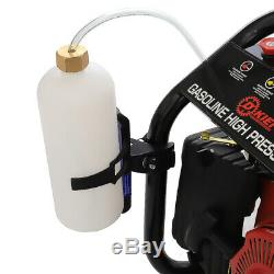 High Pressure 1590PSI / 110BAR Petrol Power Washer Jet Cleaner With Barrel Feed