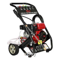 High Pressure Jet Washer Petrol Powered Washer 2200PSI / 150Bar Car Wash Cleaner