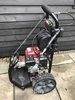 High Pressure Power Washer 5 Nozzles 2200psi 7hp Petrol Jet Cleaner 20m Hose